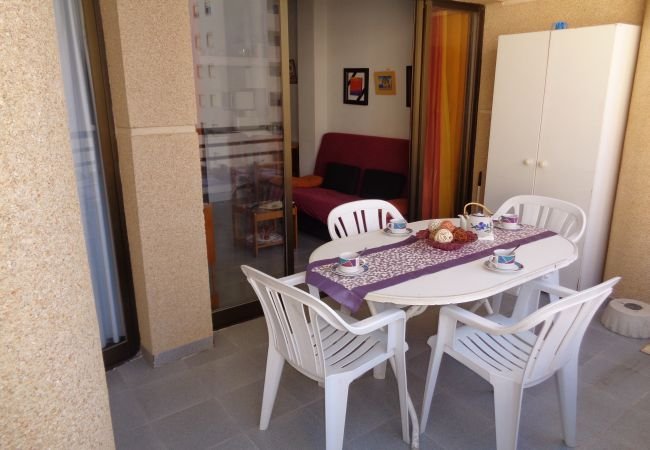 Apartamento en Calpe - A55 CALPE V B 6ºB
