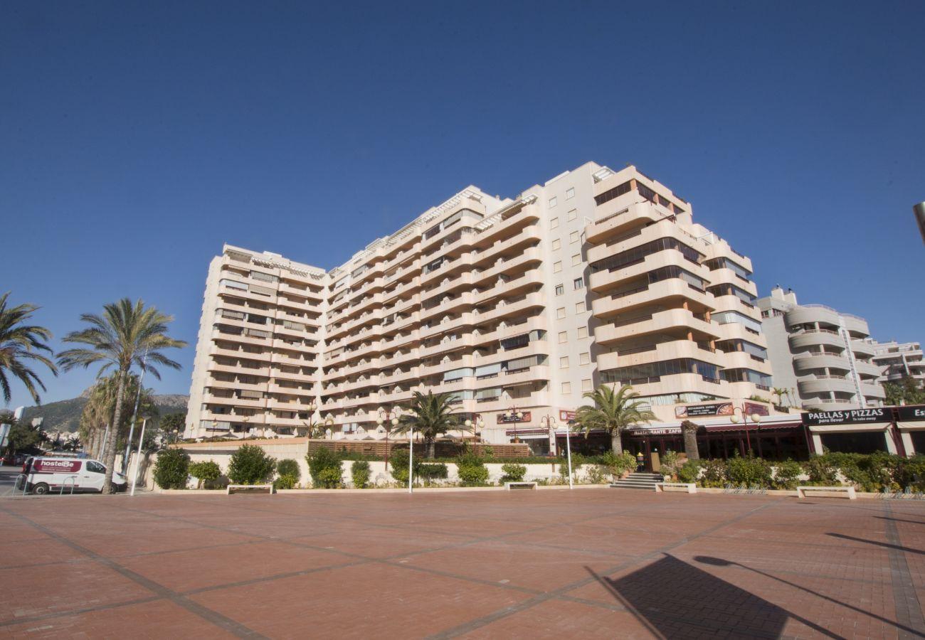 Apartamento en Calpe - A07 EDIFICIO ZAFIRO 212D