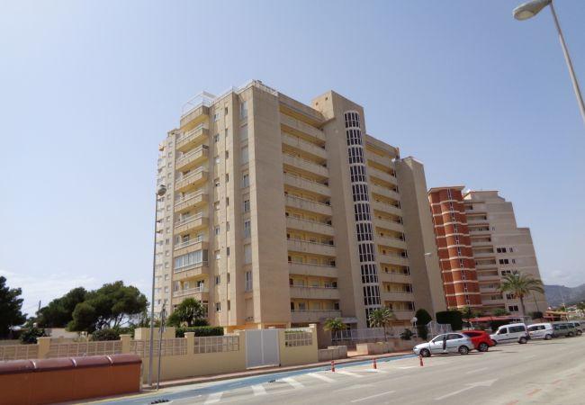 Apartamento en Calpe - A110 EDIFICIO LA REINA 8º 45