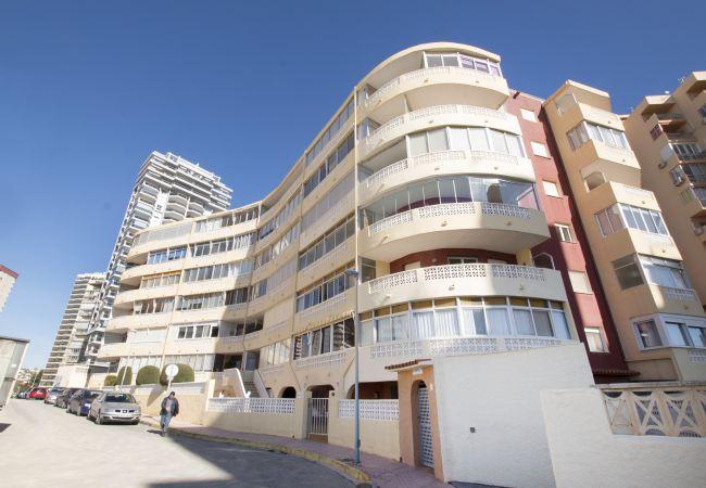 Apartamento en Calpe - A23 IFACH II ESC 2 1º  - 4
