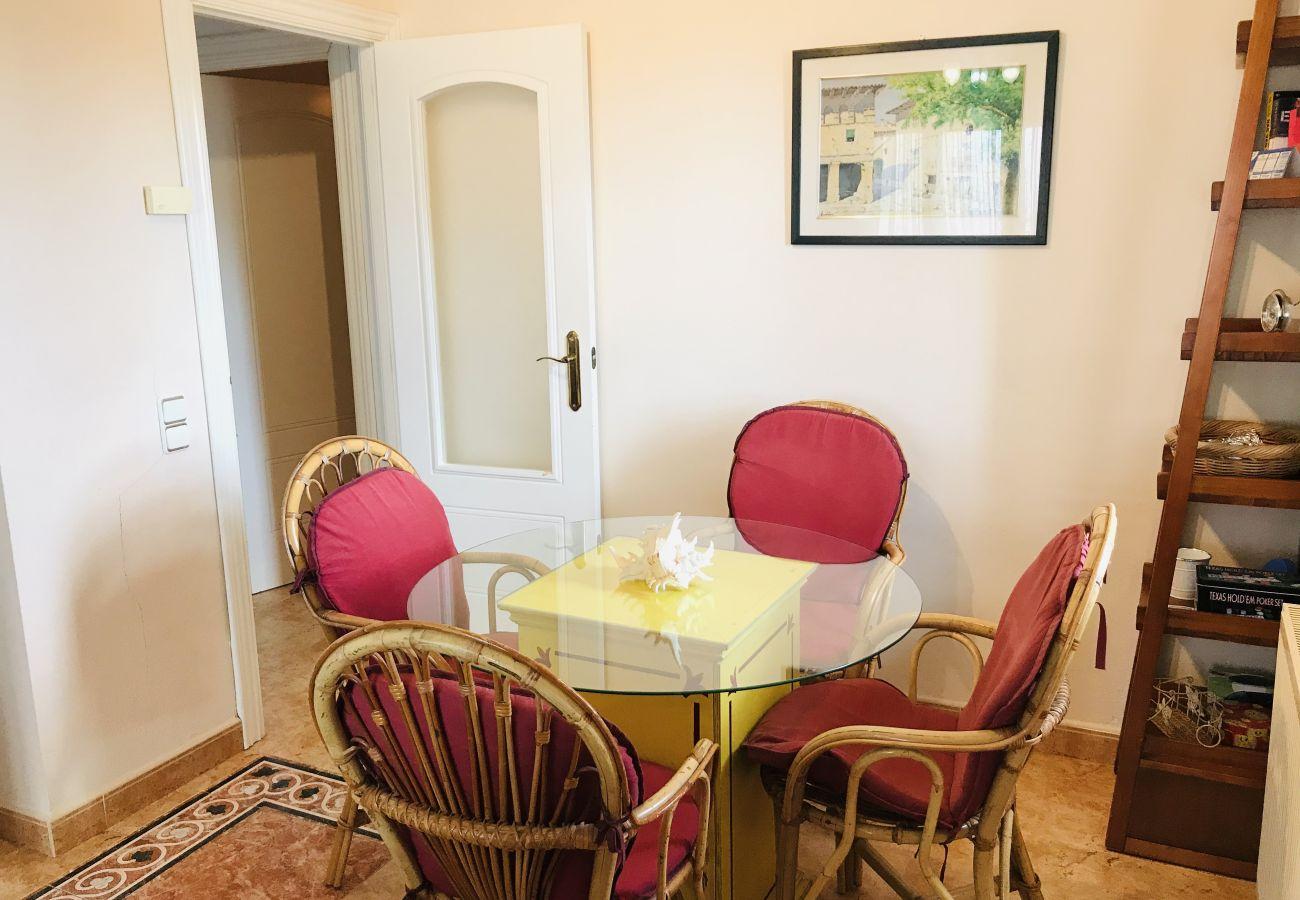 Appartement in Calpe - A11 EDIFICIO OASIS 8D