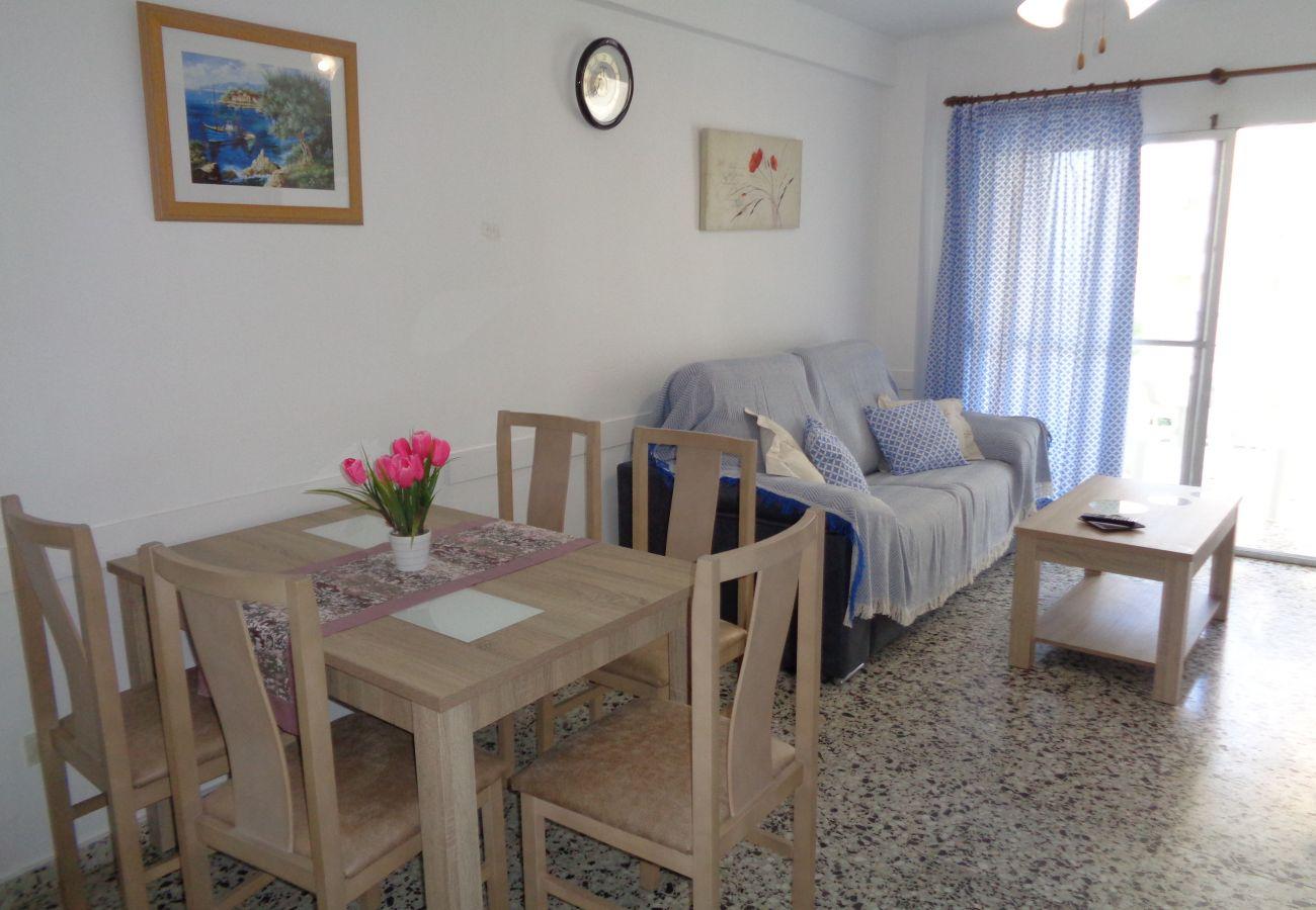 Appartement in Calpe - A24 EDIFICIO LA LUZ II 5ºA