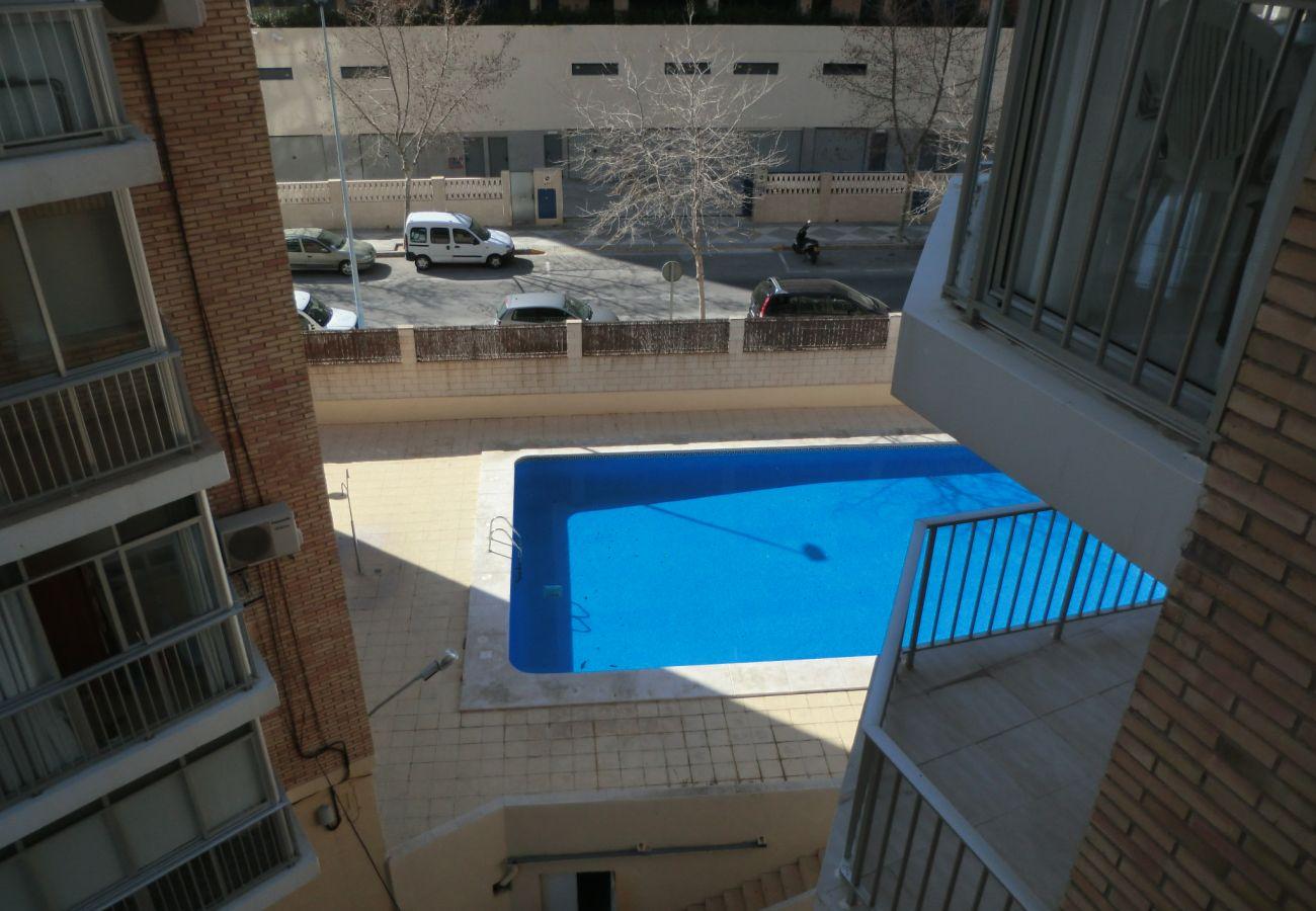 Apartment in Calpe / Calp - A24 EDIFICIO LA LUZ II 5ºA