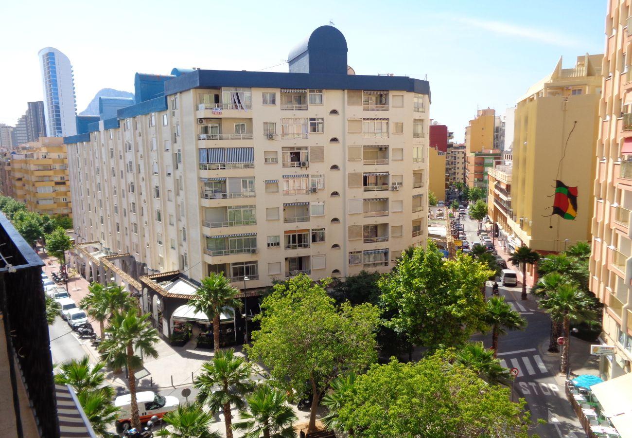 Apartment in Calpe / Calp - A82 EUROPLAYA FASE I 4º E